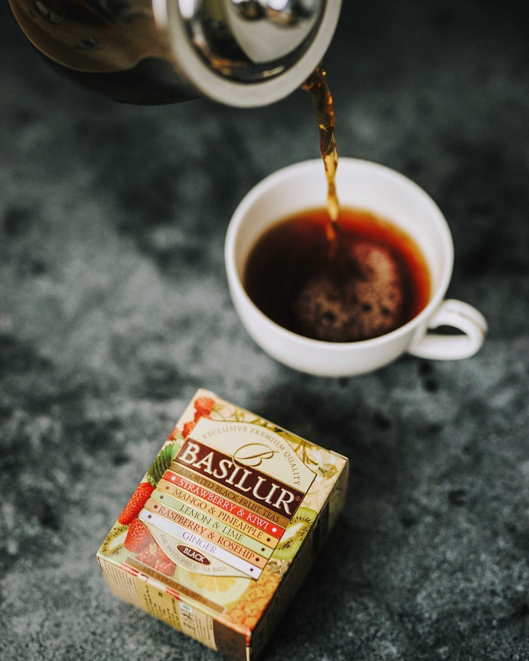 簡単!美味しい紅茶の淹れ方